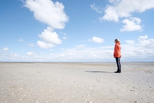 Experience the sea on the island of Langeoog