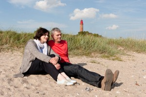 Fehmarn's beaches are perfect for a spot of relaxation or a gentle walk.