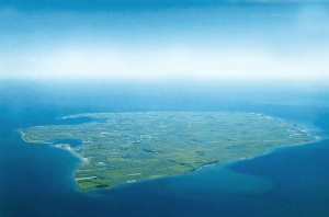 Fehmarn, at 185km², is Germany's third-largest island.