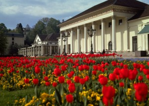 Baden-Baden spa assembly rooms