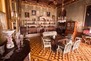 The Count Erbach Castle Collections at Erbach Castle: the Green Hall