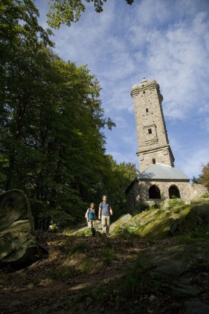 Palatinate Forest Trail – Luitpold Tower