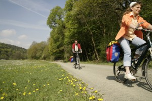 Salzböde Valley Cycle Route between Bad Endbach and Gladenbach