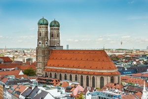 The Church of Our Lady in Munich