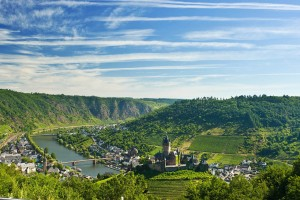 Imperial Castle in Cochem