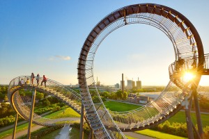 Duisburg, Tiger and Turtle
