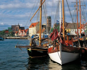 Retrace the footsteps of the Hanseatic League on your hike in the Old Town of Wismar, which was awarded UNESCO World Heritage Site status in 2002.