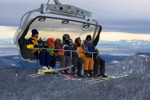 Mount Feldberg, ski lift