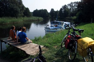 Brandenburg, Cycling and houseboat holidays