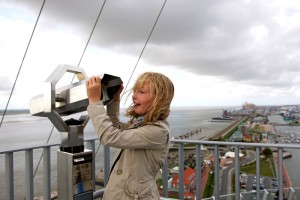Bremerhaven, SAIL City viewing platform
