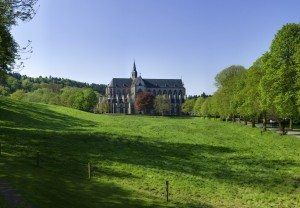 Bergisches Land region, Altenberg Cathedral