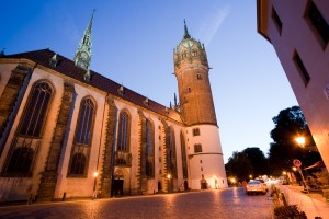 Wittenberg, Castle Church