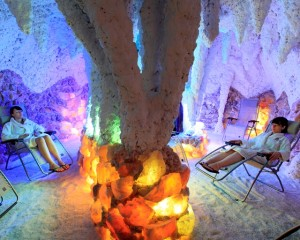 Bad Liebenstein, salt cave