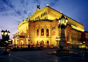 Frankfurt am Main, Alte Oper concert hall