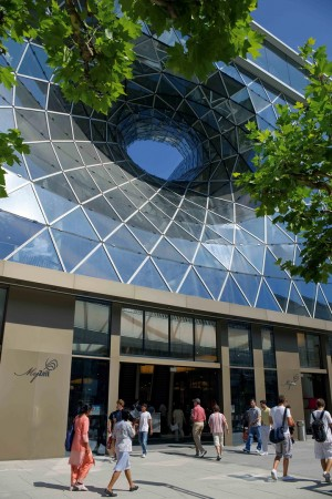 Frankfurt am Main, MyZeil shopping centre