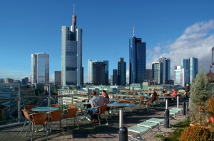 Frankfurt am Main, skyline