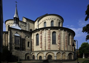 Cologne, Romanesque Church of St. Mary