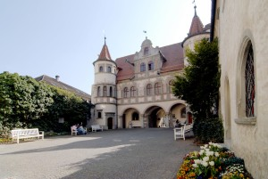Constance, town hall