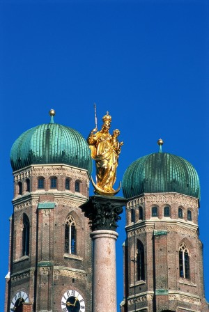 Munich, Church of Our Lady