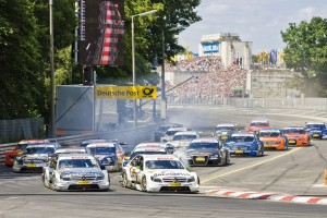 Nuremberg, DTM German Touring Car Masters at the Norisring