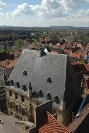 Osnabrück: view from the Church of St Mary