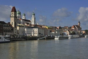 Passau on the Danube