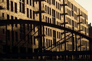 Speicherstadt warehouse district