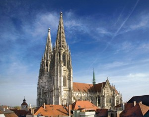 St. Peter's Cathedral, Regensburg