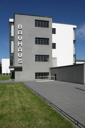 Bauhaus buildings, Dessau