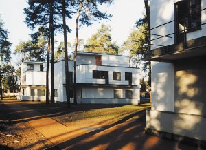 Masters' houses in Dessau-Rosslau
