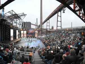 Opening of Ruhr 2010