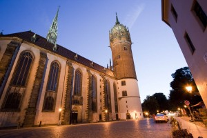 Castle Church, Lutherstadt Wittenberg
