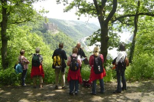 Guided tour in the world heritage valley