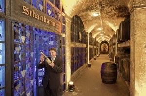 Wine cellar in the Ratskeller