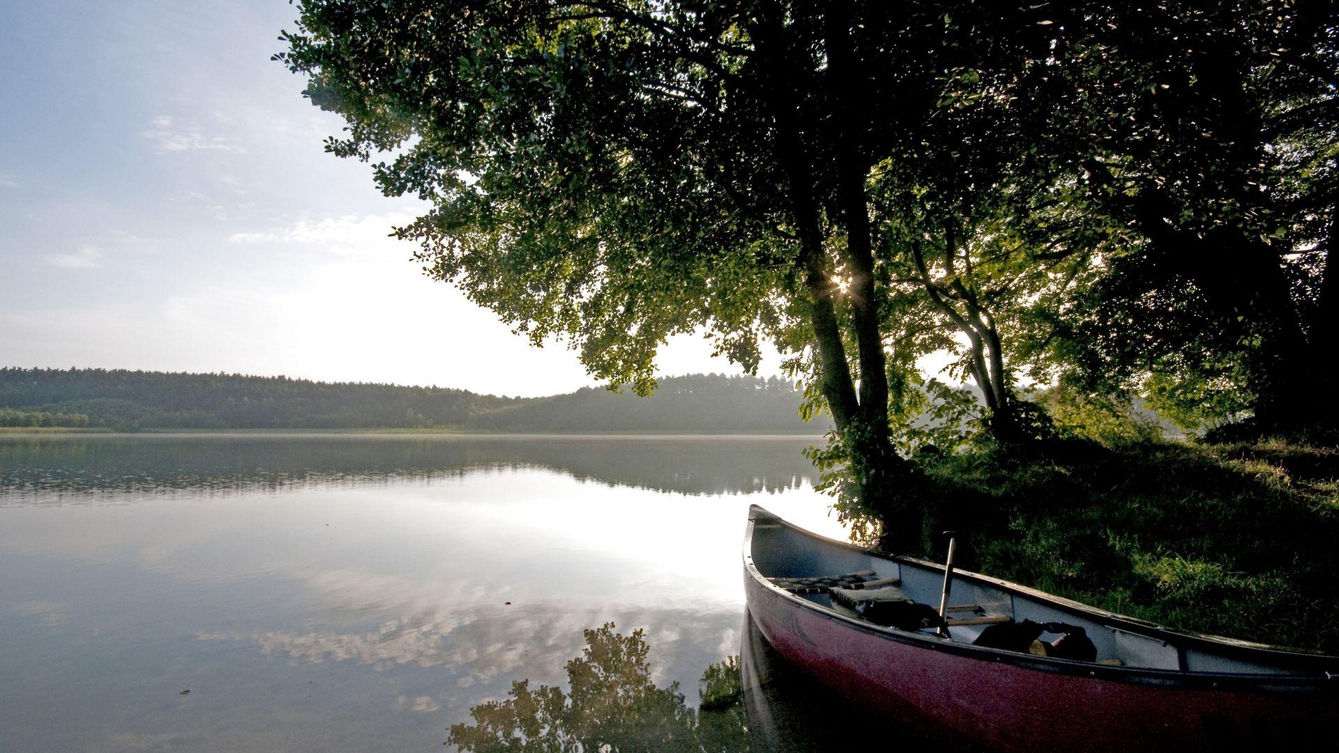 Uckermark: Lakes Nature Park