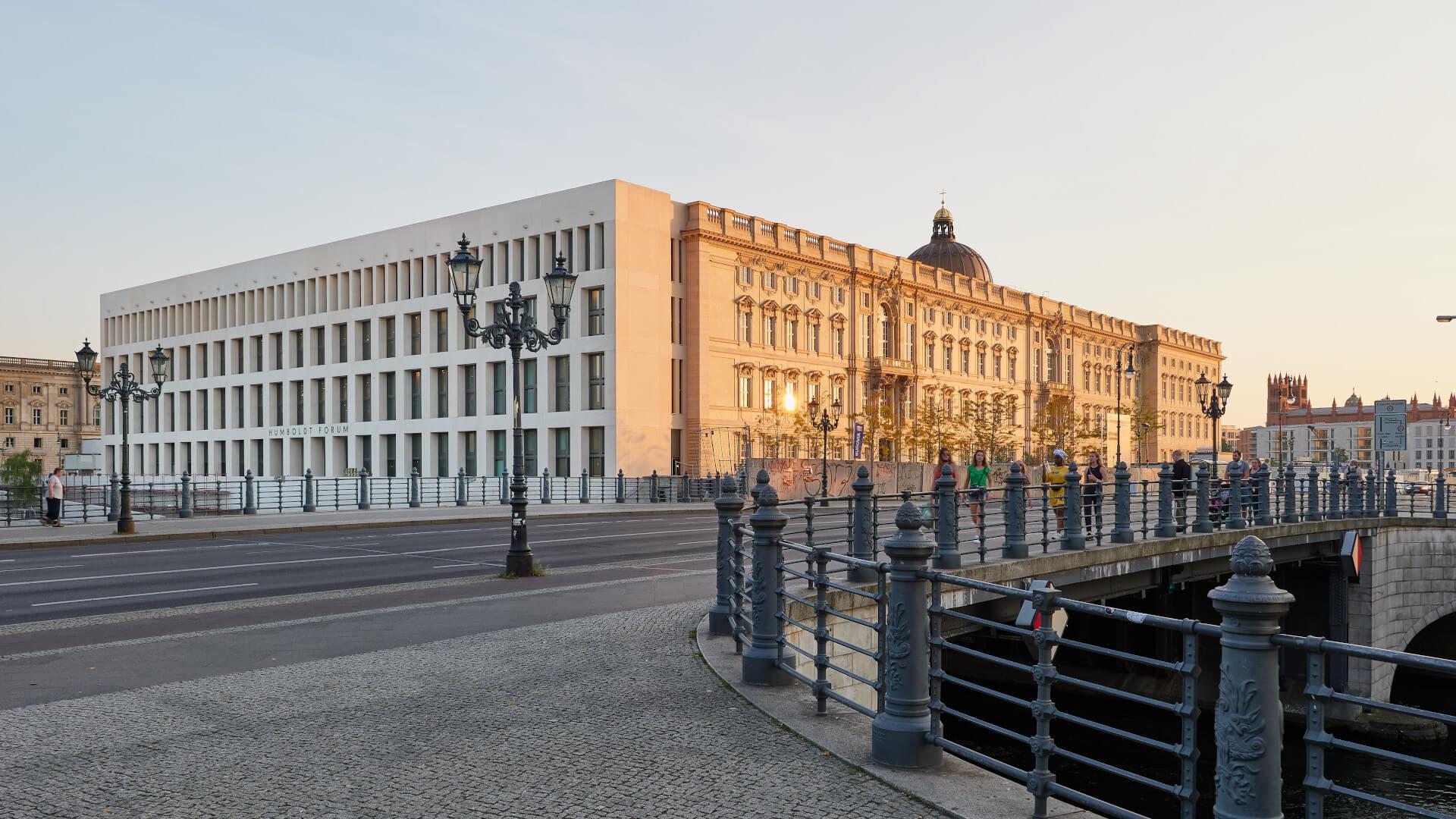 Berlin: Humbold-Forum