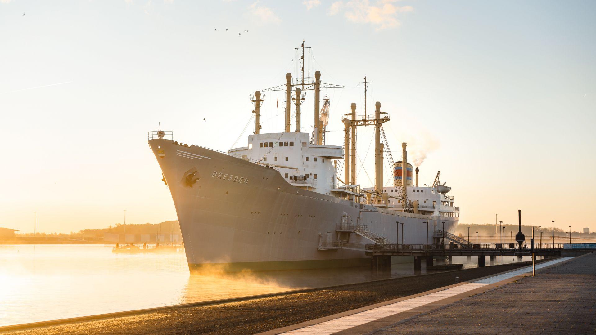 Rostock: maritime museum