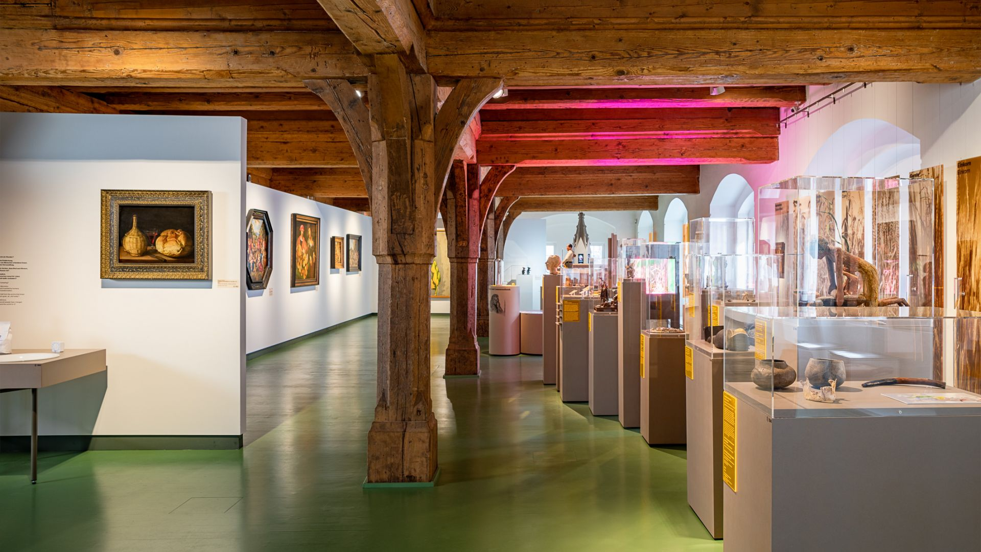 Ulm: Museum of bread and art