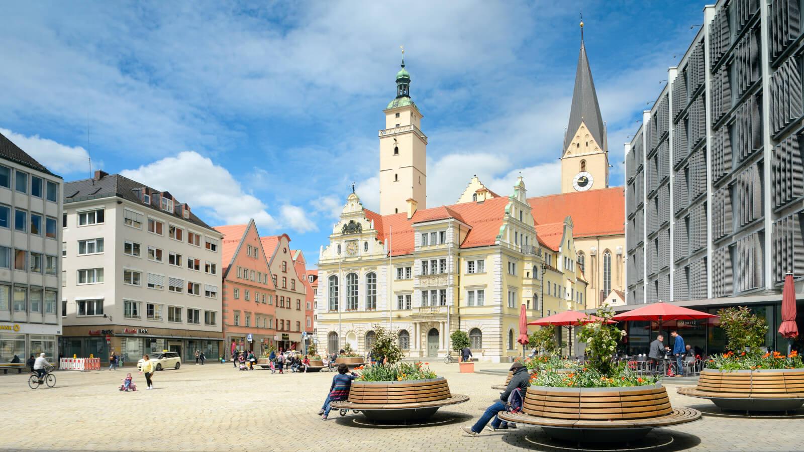 Traditionsreich und modern Besuchen Sie Ingolstadt   Germany Travel